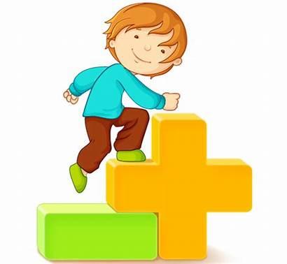 Math Fun Splash Clipart Transparent Boy Games