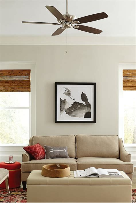 fan for room best size ceiling fan for living room net with what