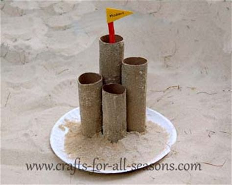 summer crafts 334 | sandcastle craft large