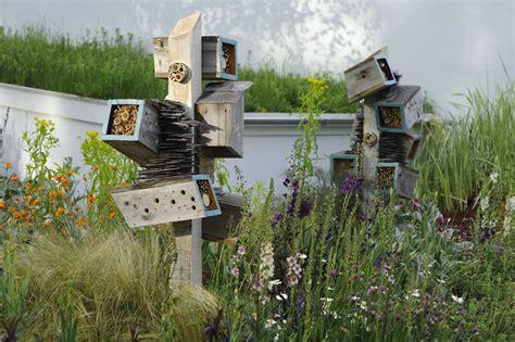bee hotel ideas  pictures gardenersworldcom