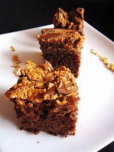 Beurre De Cacahuète En Poudre : brownies marbr au beurre de cacahu te de martha stewart les p 39 tites bulles ~ Melissatoandfro.com Idées de Décoration