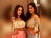 Katrina Kaif and her sister Isabel showoff their stunning ...