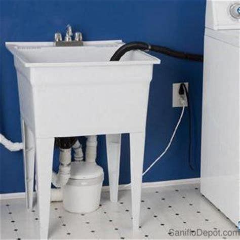 saniflo for kitchen sink saniflo depot upflush toilets saniflo saniswift gray 5071