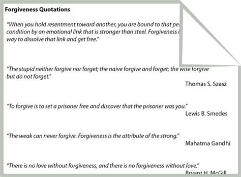 Forgiveness Quotations Worksheet  Therapy  Pinterest  Therapy Worksheets, Therapy And Forgiveness