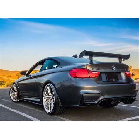 Montford Car Styling Gts Carbon Fiber Modified Rear
