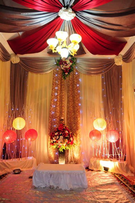 dekorasi akad nikah