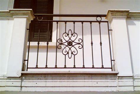 ringhiera balcone gallery ditta di rubba