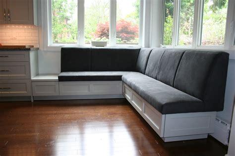 kitchen corner bench