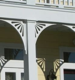 Pvc Porch Brackets by Pvc Vinyl Gingerbread Brackets And Decorative Porch