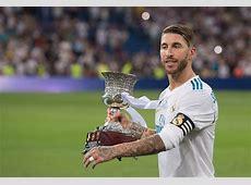 Sergio Ramos, Luka Modric, and Cristiano Ronaldo win UEFA