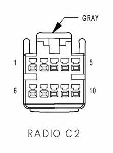 Find A Wiring Diagram To Install The Speakers On A 21 Pin