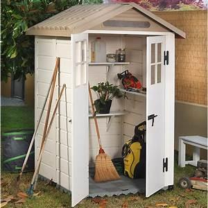 Petit Abri De Jardin : petit abri de jardin r sine pvc 1 97 m ep 22 mm evo 120 ~ Premium-room.com Idées de Décoration