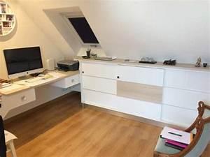 Placard Sous Rampant : r alisations balcon agencement cuisine le folgo t ~ Melissatoandfro.com Idées de Décoration