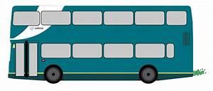 ARRIVA bus vector illustration – Alex Greenhead