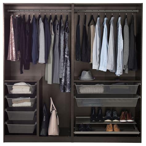 Black Brown Wardrobe Closet by Pax Wardrobe Black Brown Auli Sekken In 2019 Designs