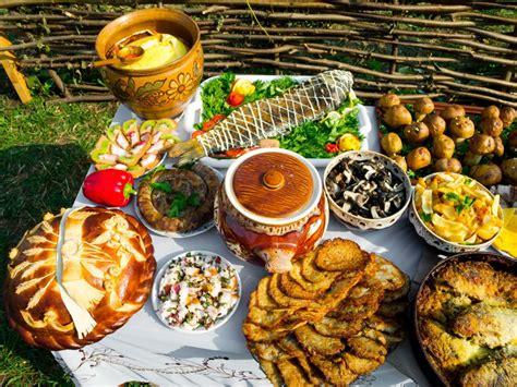 Specialties Of Russian Food