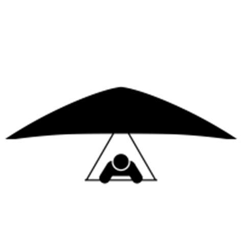 Hang-gliding icons | Noun Project