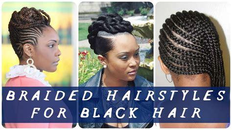 35 Best Braided Hairstyles For Black Hair