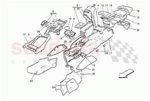 Maserati Granturismo Mc Stradale Arm Rest Handle