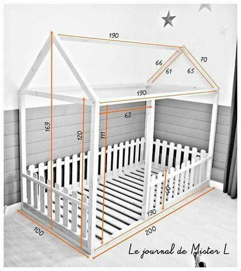 Kinderzimmer Deko Haus by Kinderbett Haus Selbst Bauen Diy Deko Upcycling F 252 R