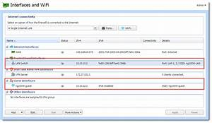 Configuring Wifi Guest Networks On Kerio Control Ng100w