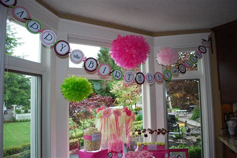 unique 1st birthday party ideas outdoor birthday party decorations the