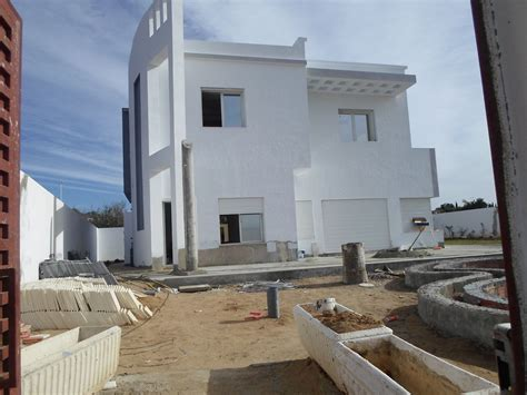 cuisine faite maison grande villa moderne ac piscine et jardin a hammamet nord vente villa à hammamet