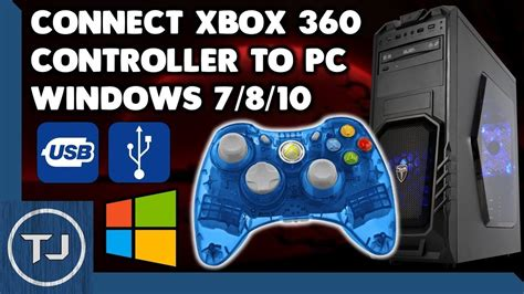 windows 8 xbox 360 controller driver connect wired xbox 360 controller to pc windows 7 8 10 drivers