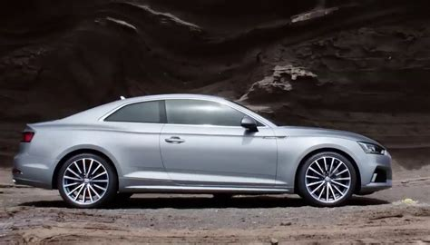 audi a5 coupe gebraucht 2017 audi a5 coupe interior exterior and drive