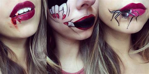 Halloween Lip Art Ideas By Jenkinson