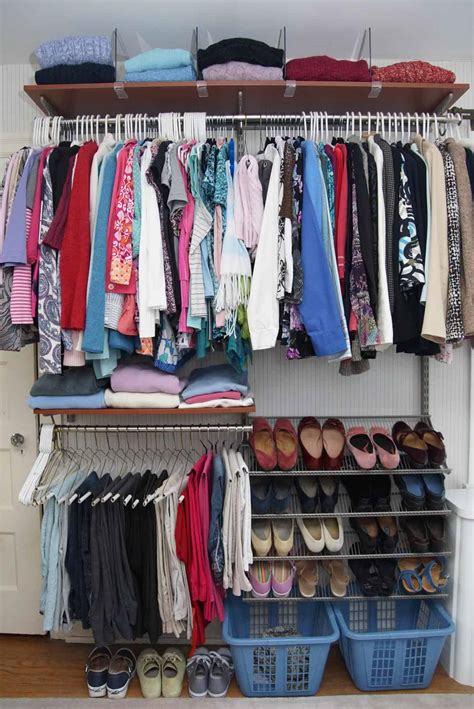 Organizing The Master Closet {11 Closet Tips} Heartwork