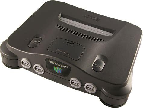 nintendo n64 console nintendo 64 n64 eternal players