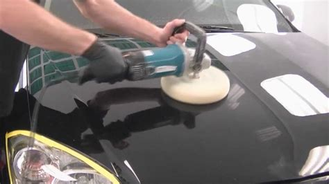 How To Polish A Car  Scratch Removal Youtube