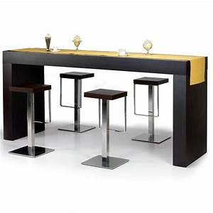 Table Bar Cuisine : table bar table haute cuisine rectangulaire cuisine id es de d coration de maison q8nknk9boy ~ Teatrodelosmanantiales.com Idées de Décoration