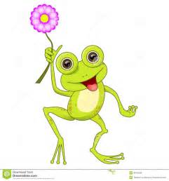 Cute Cartoon Frogs