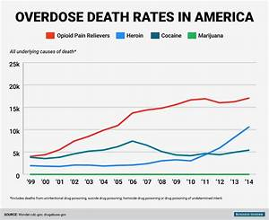 Overdose Deaths From Painkillers And Heroin Hit Record Numbers