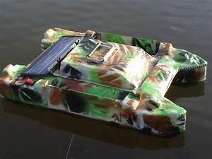 Resine Epoxy Bateau : fabrication d 39 un bateau amorceur maison en r sine youtube ~ Melissatoandfro.com Idées de Décoration