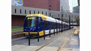 Siemens to Deliver 5 Light Rail Vehicles to Metro Transit