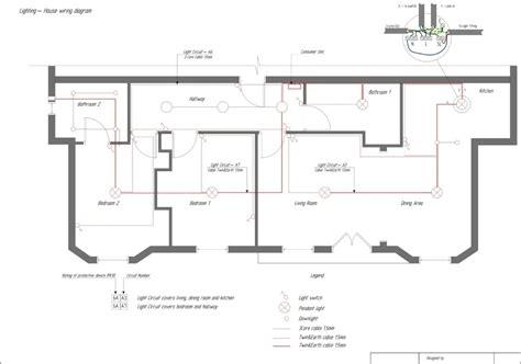 residential electrical wiring diagrams pdf for floor plan