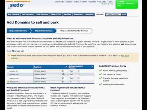 Sedo Domain Sedo Domains