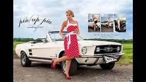 Mustang Pin Up : pin up pia 39 67 mustang making of zum kalender shooting youtube ~ Maxctalentgroup.com Avis de Voitures