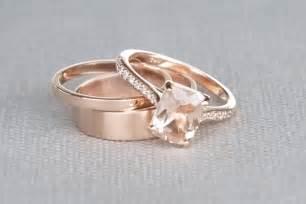 gold morganite engagement rings gold engagement rings gold engagement rings with morganite
