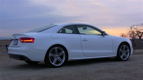 Review 2013 Audi S5 Quattro Coupe Is Everyman's R8