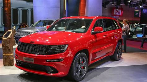 2016 Jeep Grand Cherokee Srt8 Hellcat New Car Designs