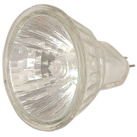 moonrays clear glass 50 watt mr 16 halogen replacement