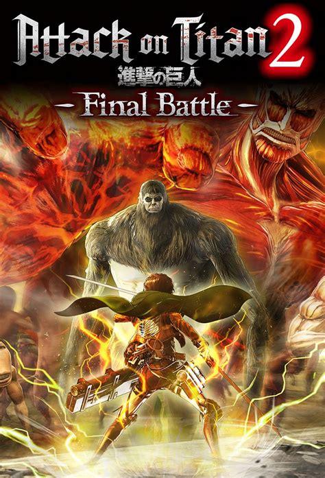 attack  titan  final battle game preorders