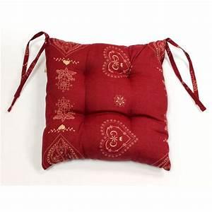 Coussin De Chaises : fabriquer des coussins de chaises ~ Teatrodelosmanantiales.com Idées de Décoration
