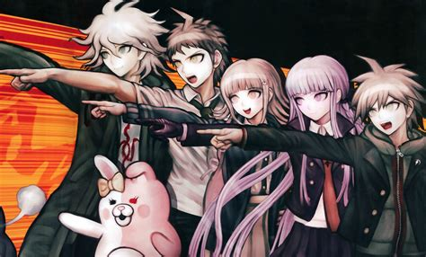 Hq Anime Wallpaper - danganronpa wallpapers anime hq danganronpa pictures