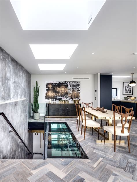 The Gatti House apartment by Peek Architecture & Design