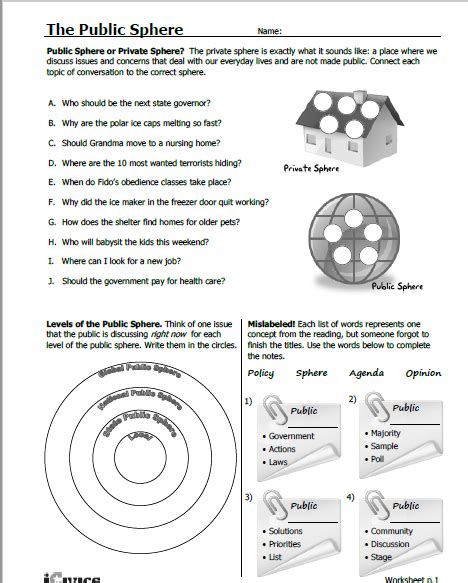 Icivics worksheet answers | akademiexcel.com icivics government answer keys for me, civic education is the key to inspiring kids to want to stay involved in making a difference. The Public Sphere Icivics Worksheet Answers ...